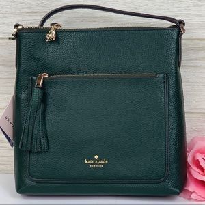 ♠️Kate Spade On Purpose Crossbody Green